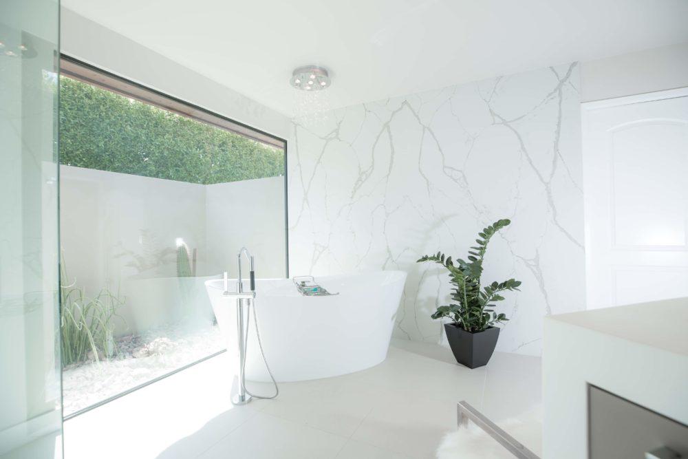 Corian® Solid Surface Bathroom