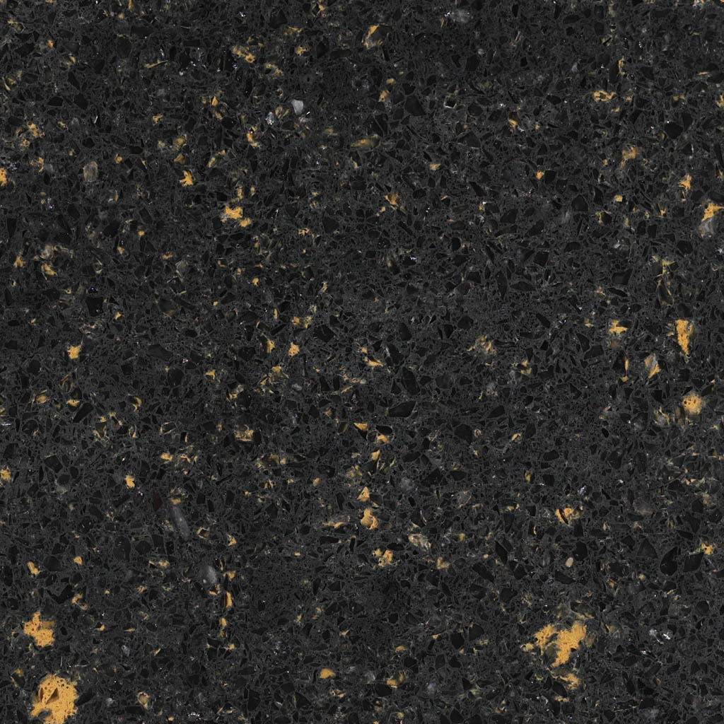 Gold Abyss Ceasarstone Color Sample