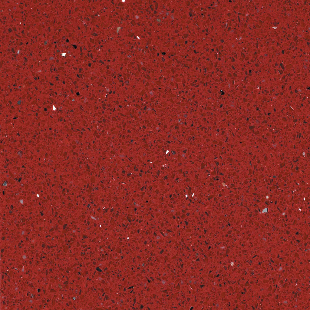 Ruby Reflections Ceasarstone Color Sample