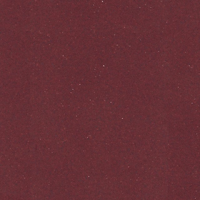Pompeiired Corian Color Sample