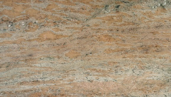 Amber Fantasy Granite Color Sample