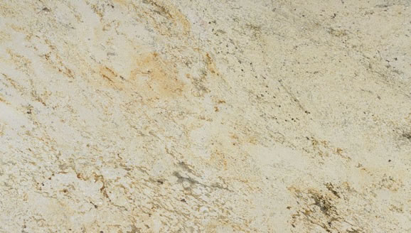 Colonial Cream Granite Color Sample