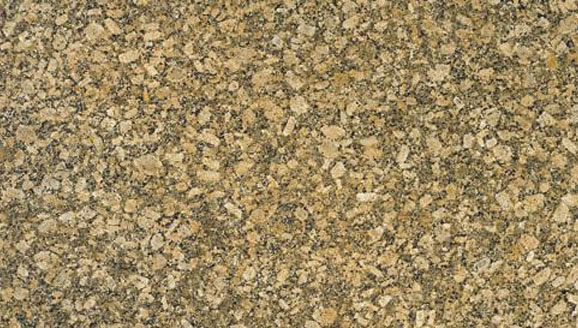 Giallo Fiorito Granite Color Sample