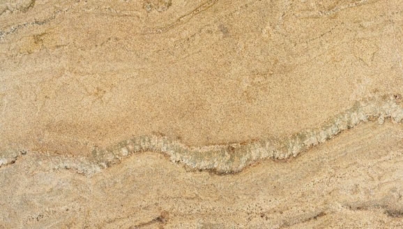 Golden Dune Granite Color Sample