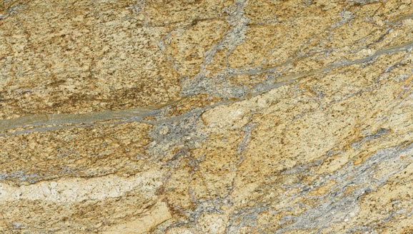 Golden Ridge Granite Color Sample