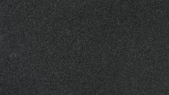 Impala Black Granite Color Sample