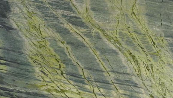 Verde Bamboo Granite Color Sample