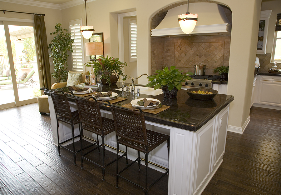 Kitchen Counter Tops | GW Surfaces on Modern Kitchen Counter  id=18465
