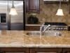 Kitchen with Marble Counter top
