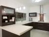 Modern Kitchen Countertop using Quartz Engineered Stone