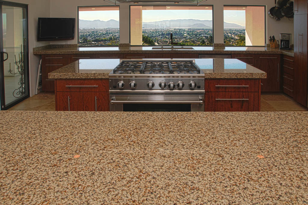 Luxury Kitchen with Granite Countertops, Ventura county