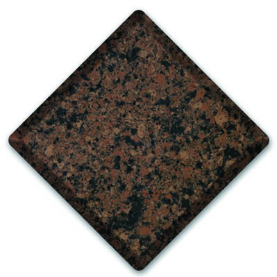 African Red  Silestone Color Sample