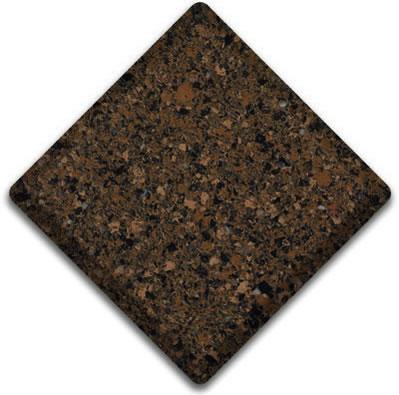 Brazillian Brown  Silestone Color Sample