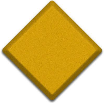 Golden Gea  Silestone Color Sample