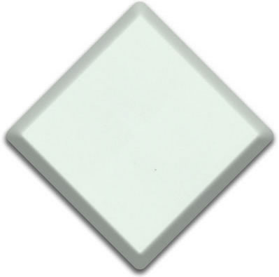 White Zeus  Silestone Color Sample