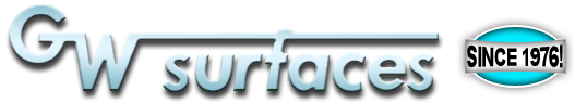 Logo for https://www.gwsurfaces.com